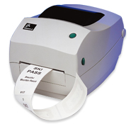 Zebra R2844-Z RFID Printer/Encoder